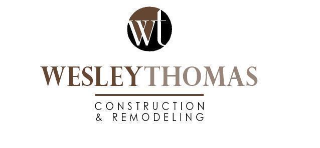 Wesley Thomas Logo New Home Construction