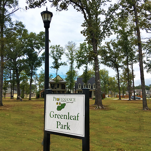 Greenleaf Park