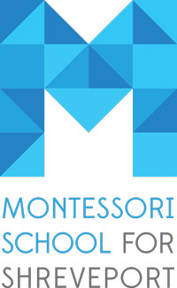 Montessori School For Shreveport Logo