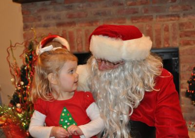 Provenance Kids Christmas Santa Party