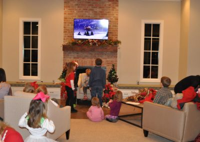 Holiday Movie Night at Provenance