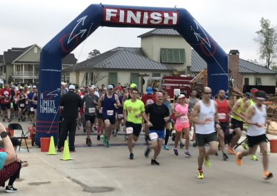 Half Marathon Shreveport Race Photo