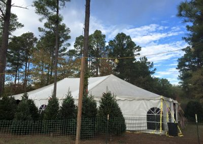 Christmas Wreaths Trees Supplies Near Shreveport Tent