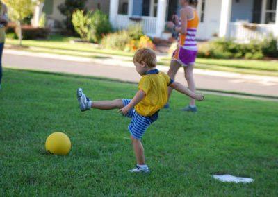 Shreveport Kid Kickball