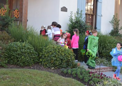 Trick Or Treating Shreveport Provenance