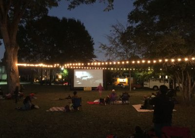Movies in the Park Provenance