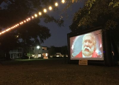 Movies in the Park 2017 Shreveport