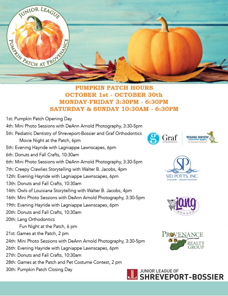 Pumpkin-Patch-Events-2018-calendar