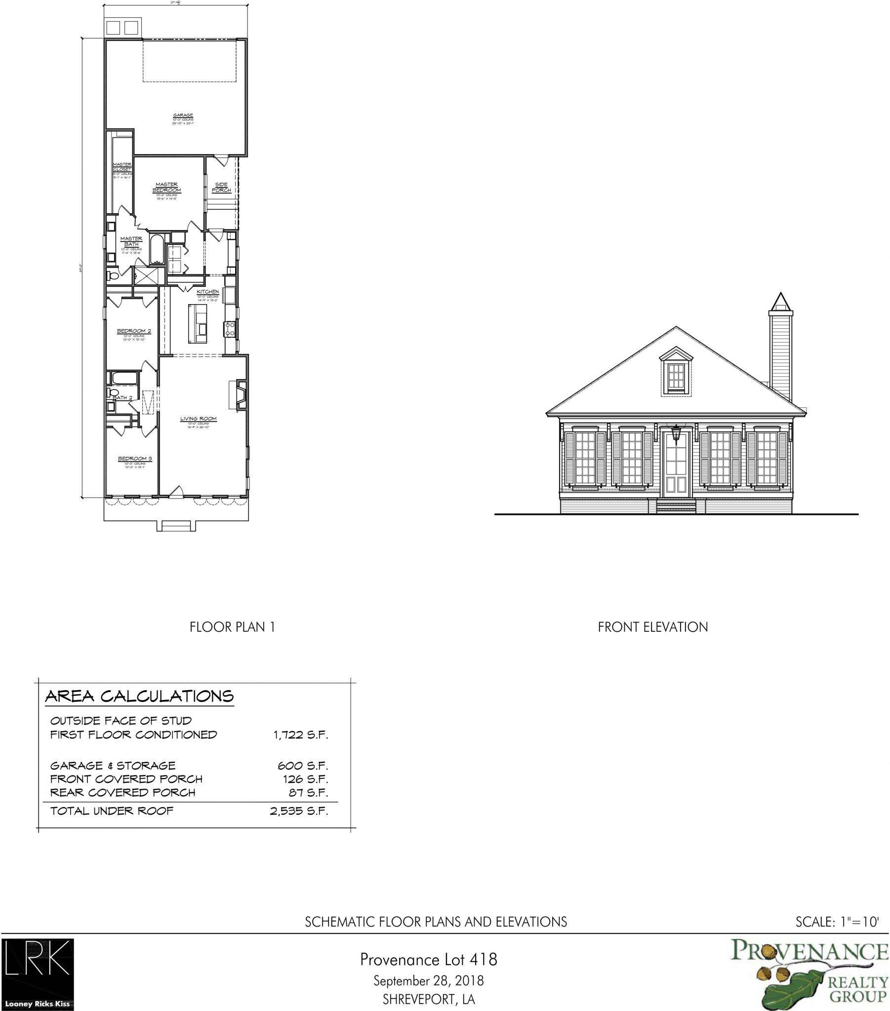 Z:20180000000-Provenance Lot 418DWGCreekside_Marketing Cree ... on new house design plans, floating dock plans, biltmore estate elevation plans, vardo camper plans,