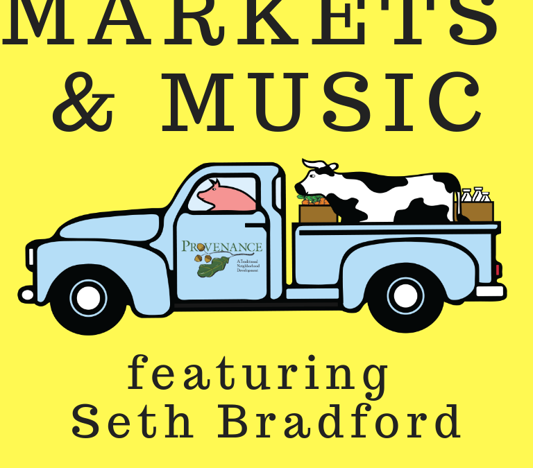 Summer Market & Music Series