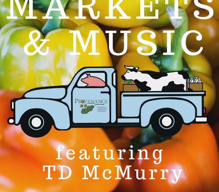 Summer Market & Music Series