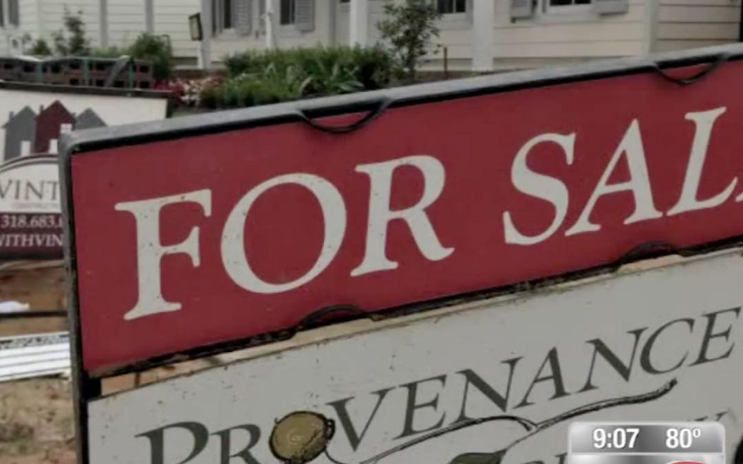 KTBS-Bossier/Shreveport Real Estate Market Making Positive Strides