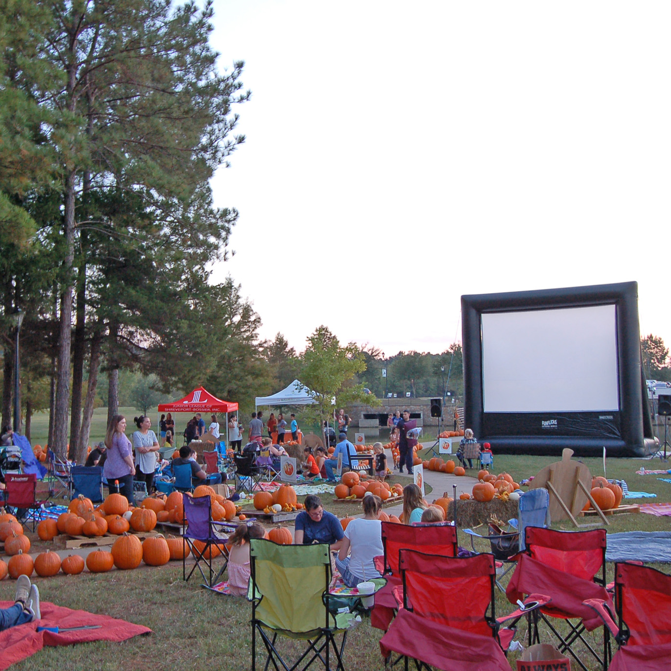 Movies in the Pumpkin Patch