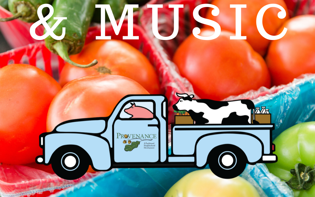 Summer Market & Music Series Week 2