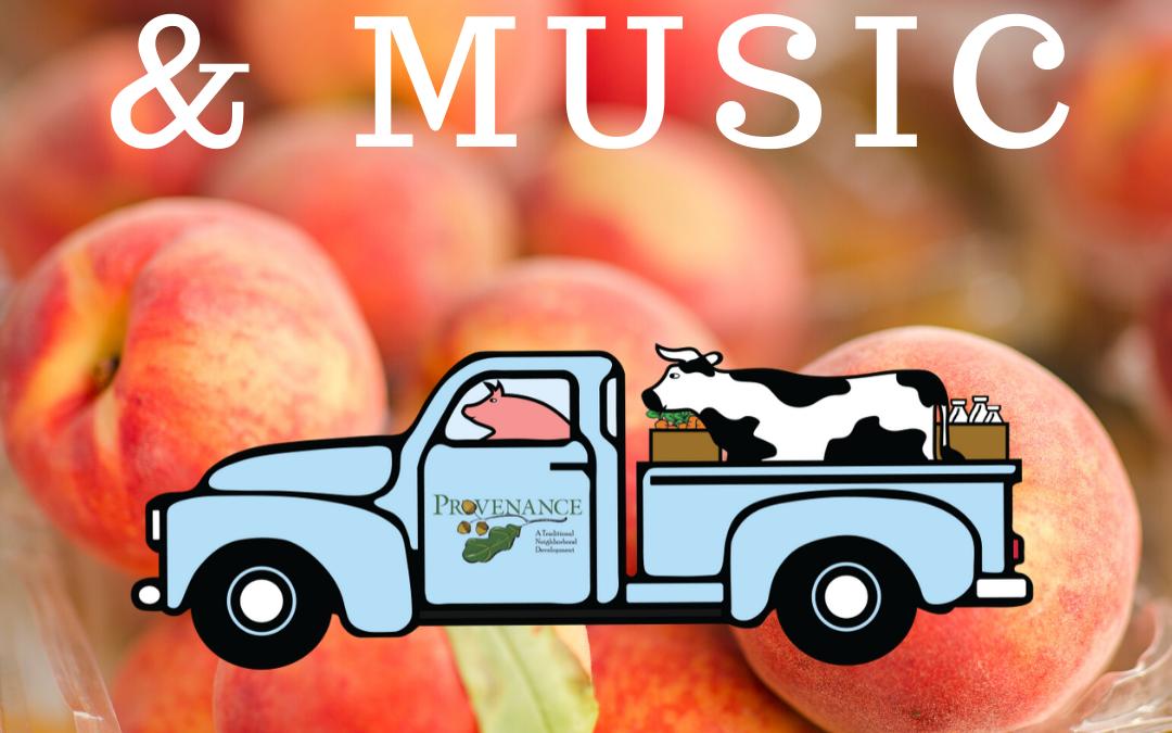 Summer Market & Music Series Week 1