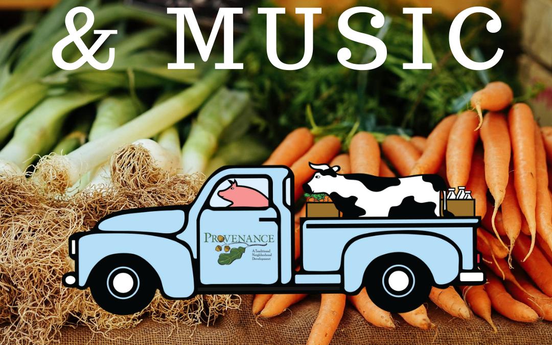 Fall Market & Music Series Week 3