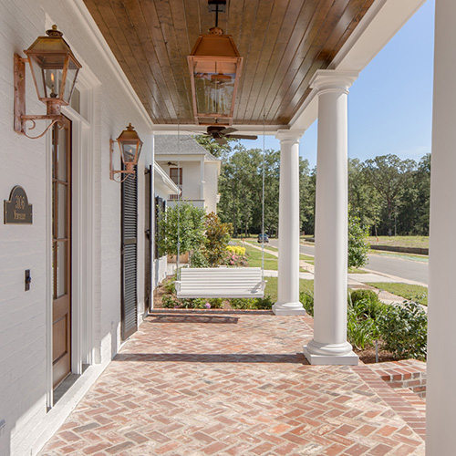 2021 Home Design Trends The Front Porch