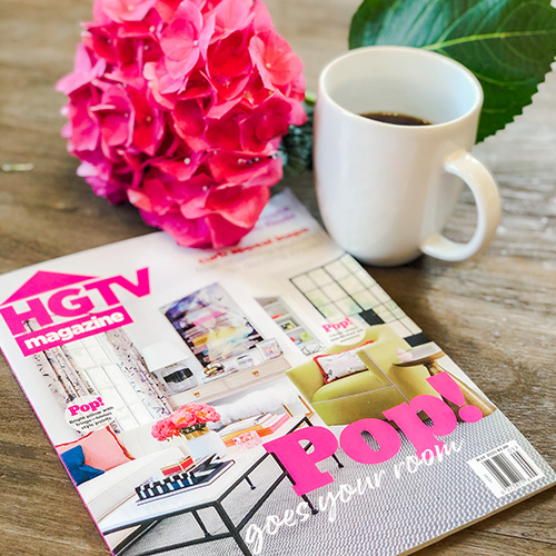 Provenance Homes Featured in HGTV Magazine