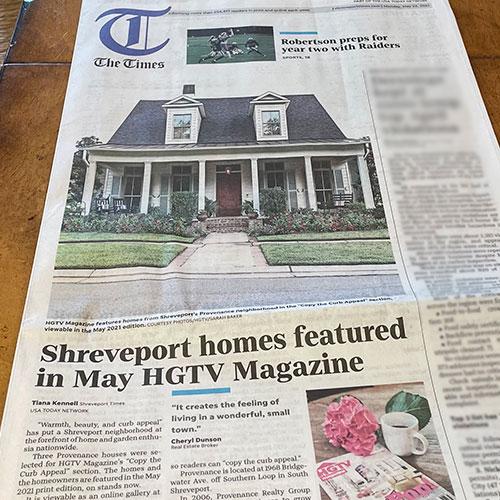 Shreveport Times May 2021