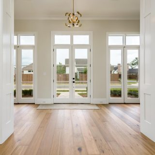 Window Wednesday! Multitasking home design as a door and a window 🌟✨🌟#windowwednesday #provenancecommunity #shreveporthomes #louisianahomes