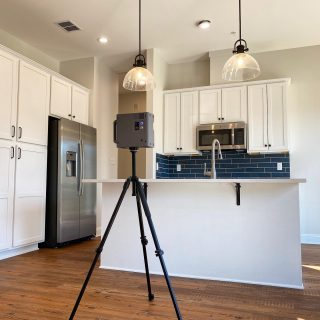 We are doing a photo shoot and 3D tour of the brand new condos in Provenance! They are stunning to say the least. Move in day for 5 lucky residents is finally here!