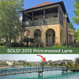 A bittersweet day in Provenance! We are excited to welcome a new neighbor to 2015 Princewood, but are sad to say goodbye to its one and only homeowners for the last 14 years! This beautiful home was one of the first homes built in Provenance. Provenance Realty Group is proud to represent both new builds and resale homes in our community! #shreveportrealestate #provenancecommunity  Tap the link in bio to learn more about Cheryl and Camille with Provenance!